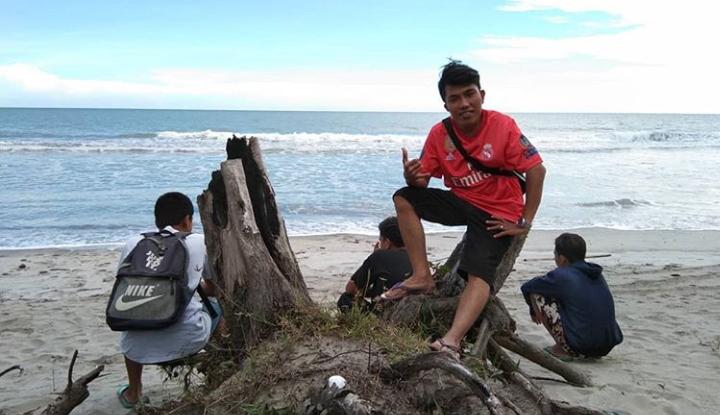 Wisata alam di kabupaten Pasaman barat