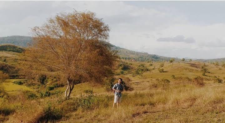 Padang Savana di Sumatra barat
