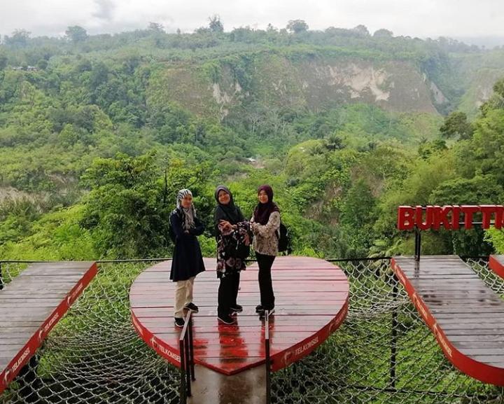 Destinasi Wisata terbaik di Bukittinggi