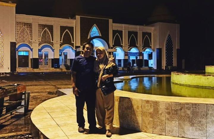 Komplek Makam Syeikh Burhanuddin Ulakan
