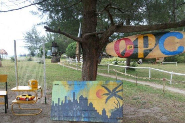 Taman orang Pariaman Creative
