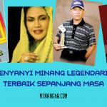 Penyanyi Minang legendaris
