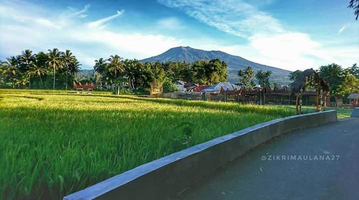 Objek Wisata di Sumatera Barat