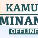 Aplikasi translate bahasa Minang