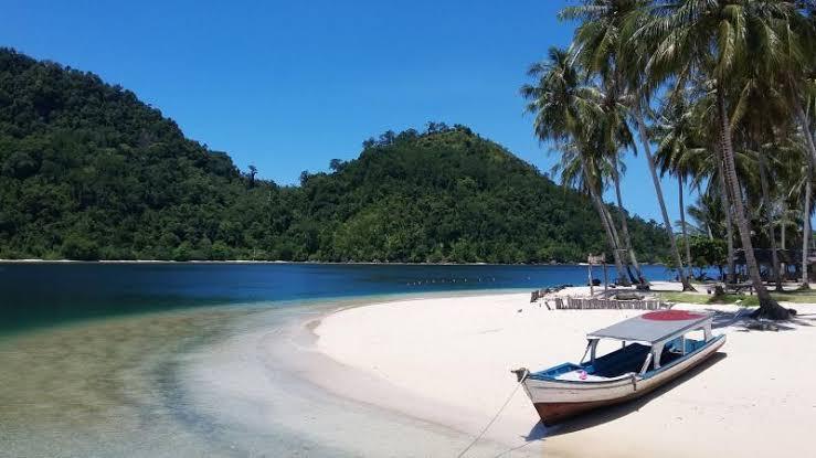 Wisata populer di kota Padang