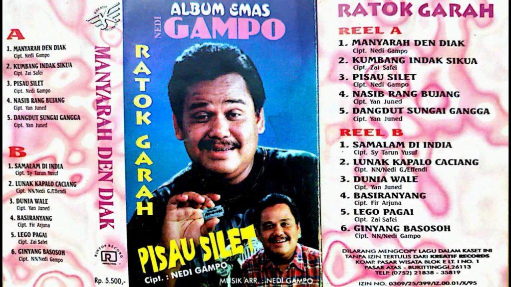 Penyanyi Minang lamo terpopuler