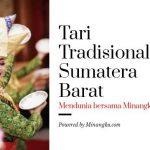 Tari Tradisional Sumatera Barat