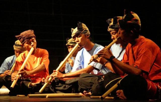 Sejarah asal alat musik saluang