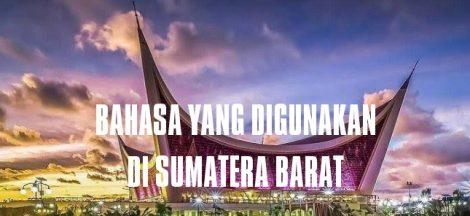 Bahasa daerah sumatera barat