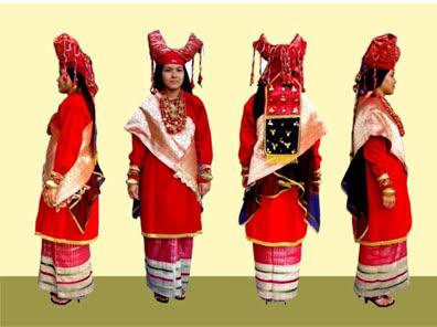 Baju adat Minangkabau
