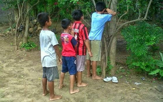 Permainan tradisional Sumatera barat