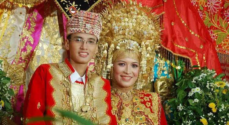 Ucapan selamat menikah dalam bahasa Minang